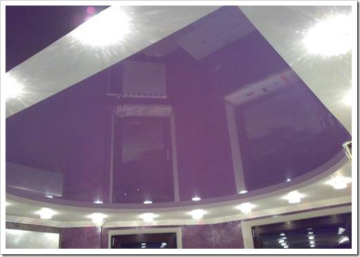 Какой натяжной потолок лучше выбрать?