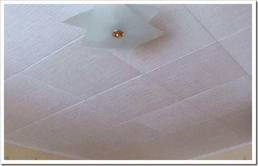 Как декорировать гипсокартон плиткой из пенополистирола?