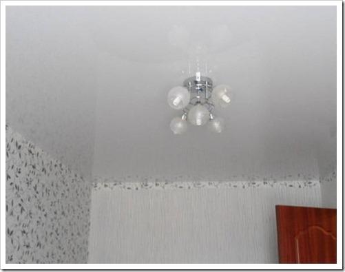 Глянцевая водоэмульсионная краска для потолка