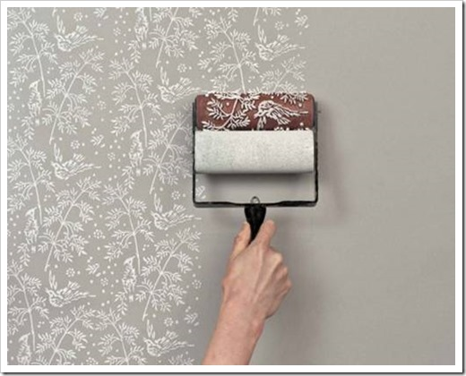 Покраска потолка валиком хитрости