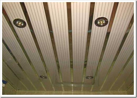 Светодиодные светильники для реечных потолков