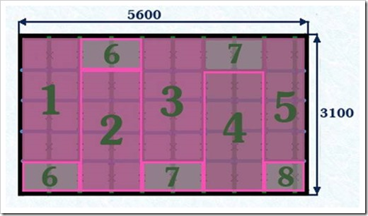 Как рассчитать количество листов гипсокартона?