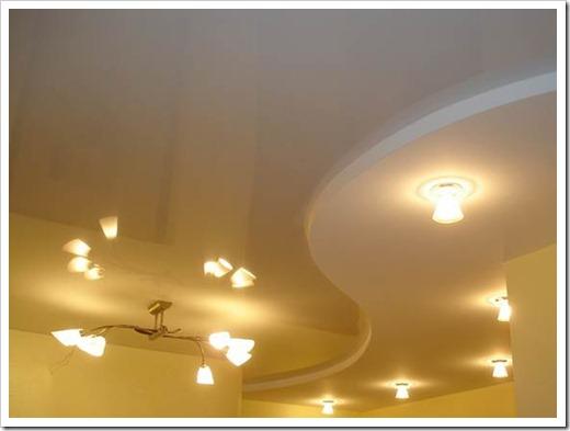 Как рассчитать подвесной потолок?