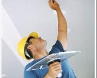 Как зашпаклевать потолок под покраску?
