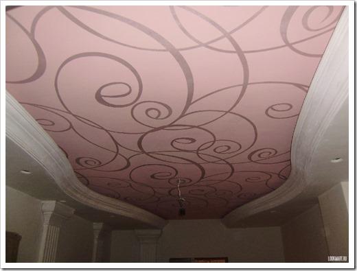 Характеристики тканевых натяжных потолков
