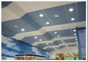 Особенности конструкций натяжных и подвесных потолков