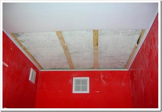Расчёт материалов и количества панелей для монтажа подвесного потолка