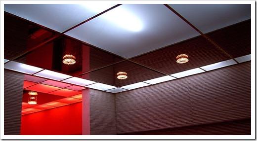Расчет материала для монтажа подвесного потолка Армстронг