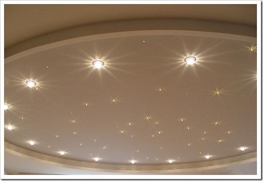 Какие лампы используются для подвесного потолка