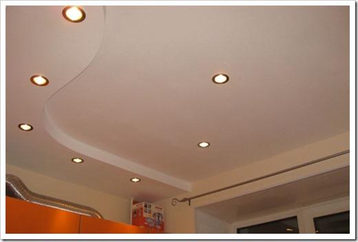 Как выкрутить лампочку из подвесного потолка без проблем