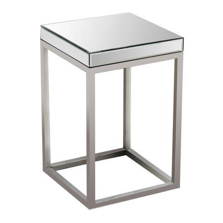 Купить Зеркальный кофейный столик Quadrato