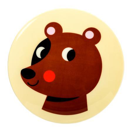 Купить Тарелка Медвежонок