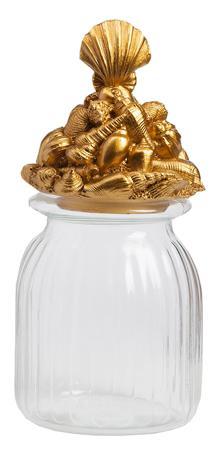 Купить Декоративная банка Neptune Gold