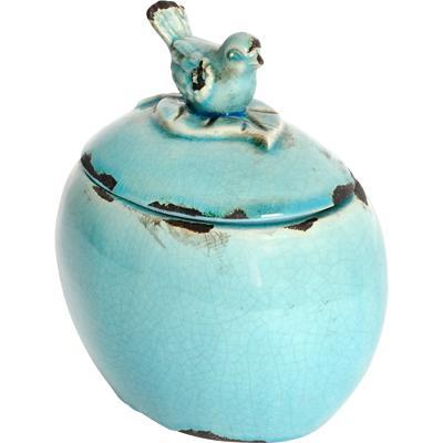 Купить Декоративная банка Furla Blue Grande