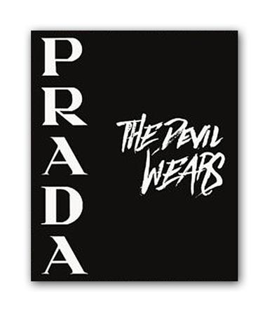 Купить Постер Prada. The devil wears А4