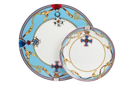 Купить Комплект тарелок Courage