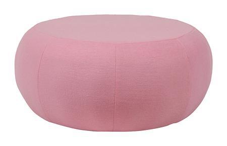 Купить Пуф Pix Светло-розовая Шерсть