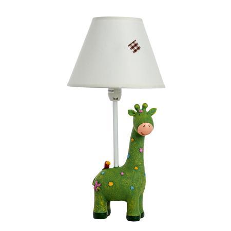 Купить Детская настольная лампа Жираф