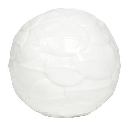Купить Декоративный шар White Small