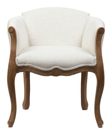 Купить Кресло Cabriole Elizabeth Белое