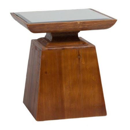 Купить Журнальный столик с зеркалом Pompeza
