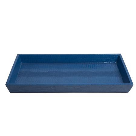 Купить Декоративный поднос Kalipso Синий
