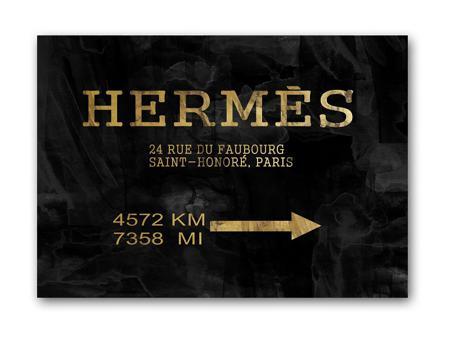 Купить Постер Hermes А3