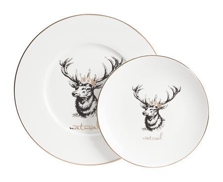 Купить Комплект тарелок Tisar