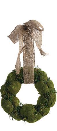 Купить Декоративный подвесной венок Vigilia Small