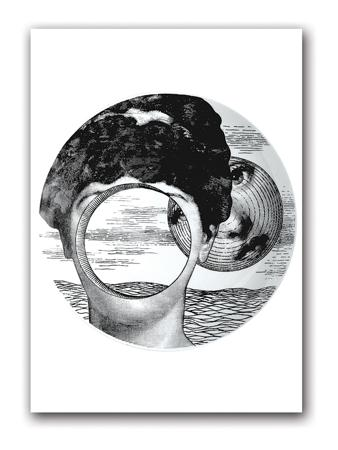 Купить Постер Fornasetti inspired А3