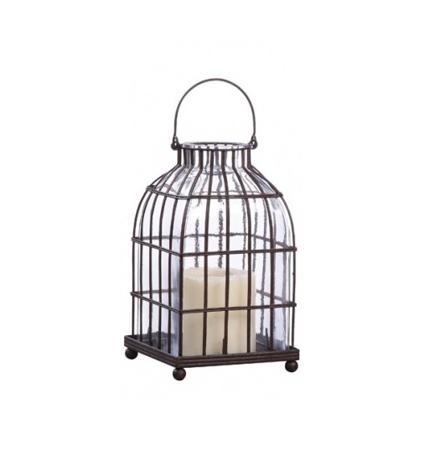 Купить Подсвечник Bird in Cage II