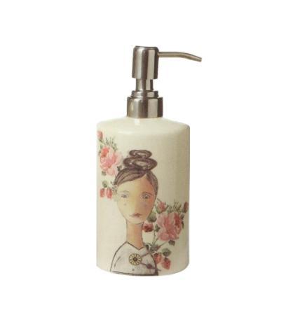 Купить Дозатор для жидкого мыла Romantic