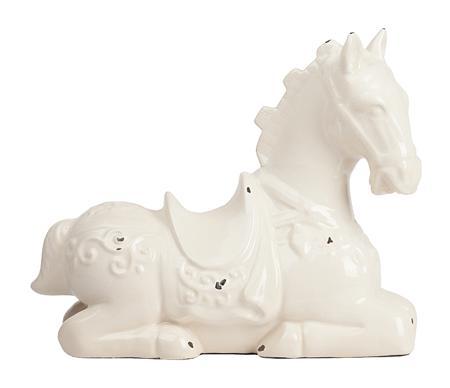 Купить Предмет декора статуэтка лошадь Parada Blanco