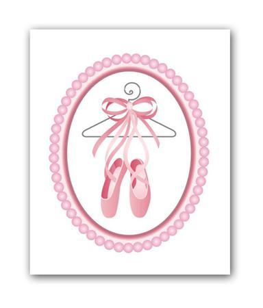 Купить Постер Балерина А4
