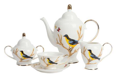 Купить Чайный сервиз Timouse