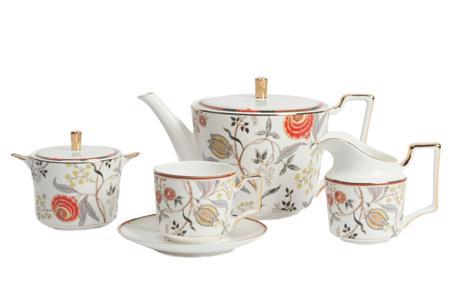 Купить Чайный сервиз Jardin