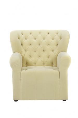 Купить Кресло Daisy Молочное