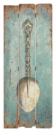 Купить Декоративное панно Spoon
