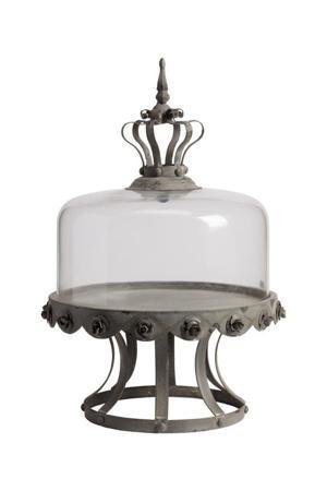 Купить Сервировочный поднос с куполом Danseuse