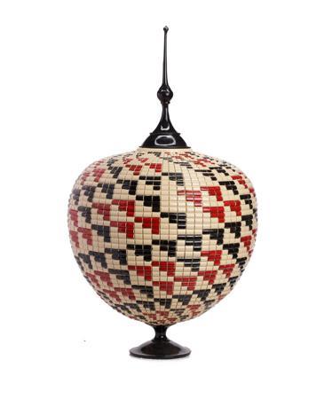 Купить Декоративная ваза Arabic (38*38*64)