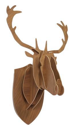 Купить Декоративная голова оленя Brown Big