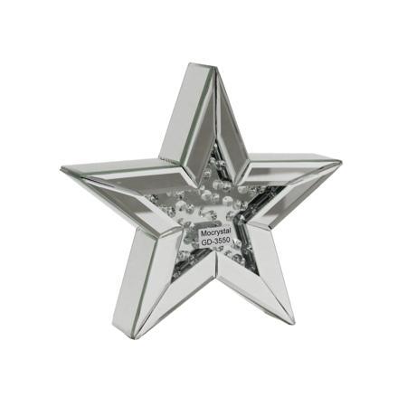 Купить Декоративная зеркальная звезда Маленькая