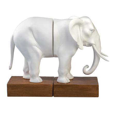 Купить Набор держателей для книг Слон