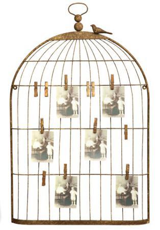 Купить Экран для заметок Birds in Cage