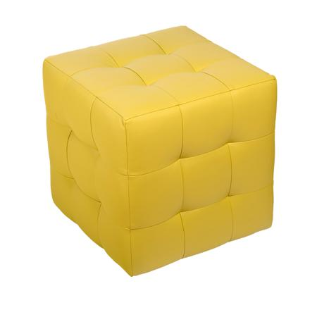 Купить Пуф Руби Желтый