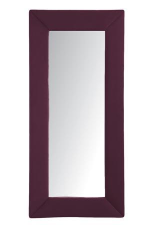 Купить Зеркало напольное Бордовое