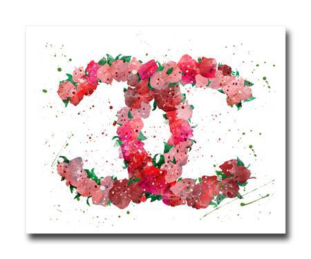 Купить Постер CoCo Flowers A4