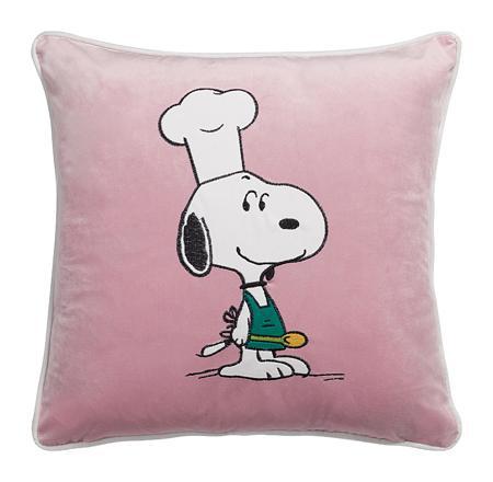 Купить Подушка шеф-повар Снупи Snoopy Chef