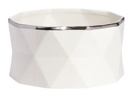 Купить Декоративная ваза Allure Silver Big