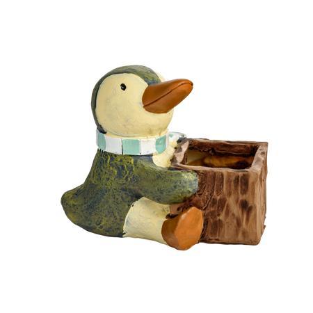 Купить Цветочный горшок Пингвин